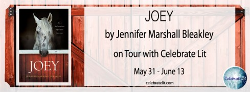 Joey, an amazing true story on tour with Celebrate Lit and featured on CarpeDiem.fyi