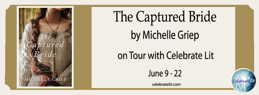 The Captured Bride on tour with Celebrate LIt and featured on CarpeDiem.fyi