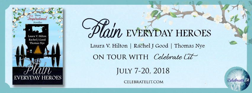 Plain Everyday Heroes on tour with Celebrate Lit and featured on CarpeDiem.fyi