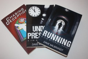 GiveAway for Dave Milbrandt, author of Running on tour with Celebrate Lit and featured on CarpeDiem.fyi