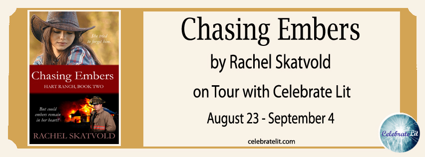 Chasing Embers on tour with Celebrate Lit and featured on CarpeDiem.fyi
