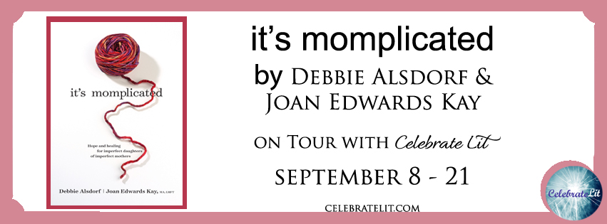 It's MOMplicated on tour with Celebrate Lit and featured on CarpeDiem.fyi