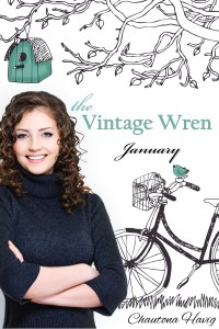 The Vintage Wren on tour with Celebrate Lit and featured on CarpeDiem.fyi