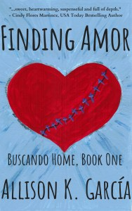 Finding Amor on tour with Celebrate Lit and featured on CarpeDiem.fyi