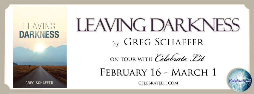 Leaving Darkness on tour with Celebrate Lit and featured on CarpeDiem.fyi