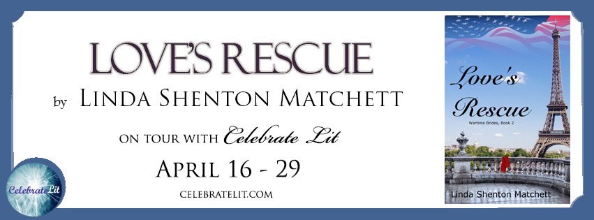 Love's Rescue on tour with Celebrate Lit and featured on CarpeDiem.fyi