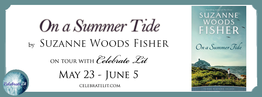 On a Summer Tide on tour with Celebrate Lit and featured on CarpeDiem.fyi