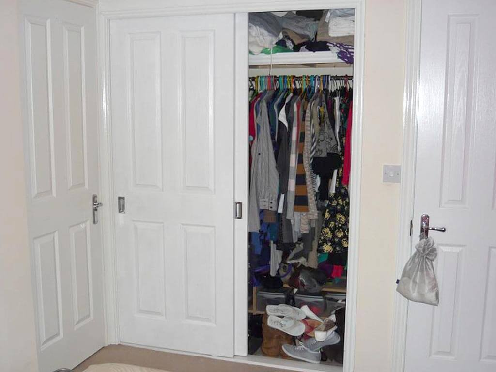 Bedroom Carpentry built in wardrobes Norwich