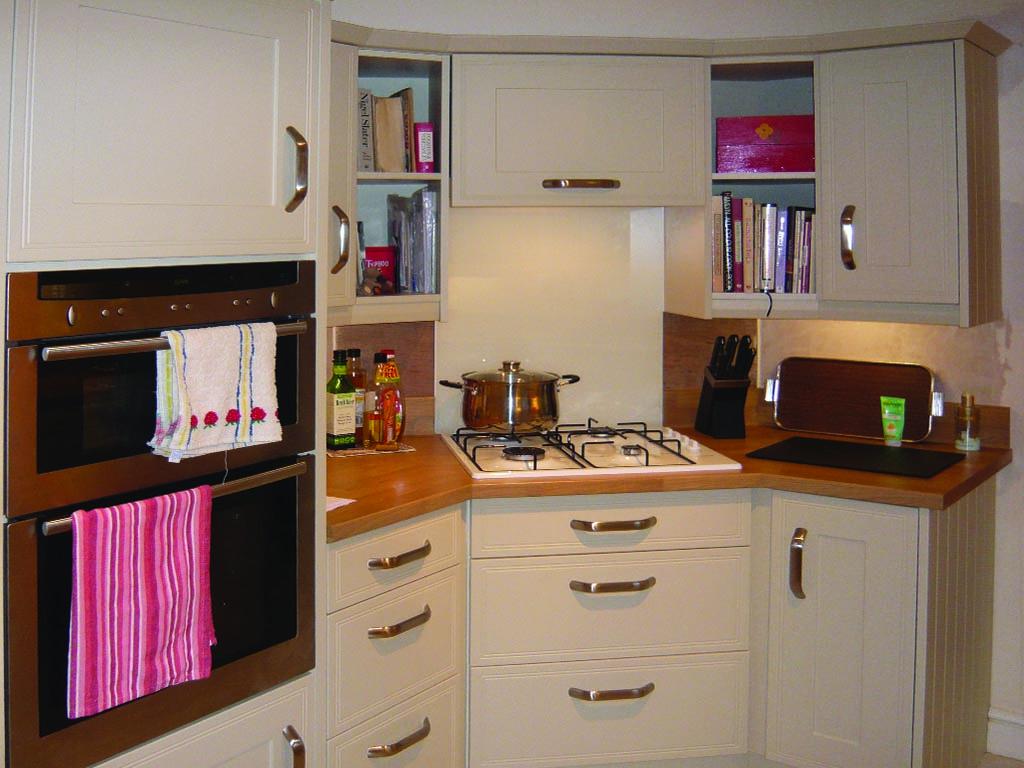 Norwich Carpenter Corner Kitchen