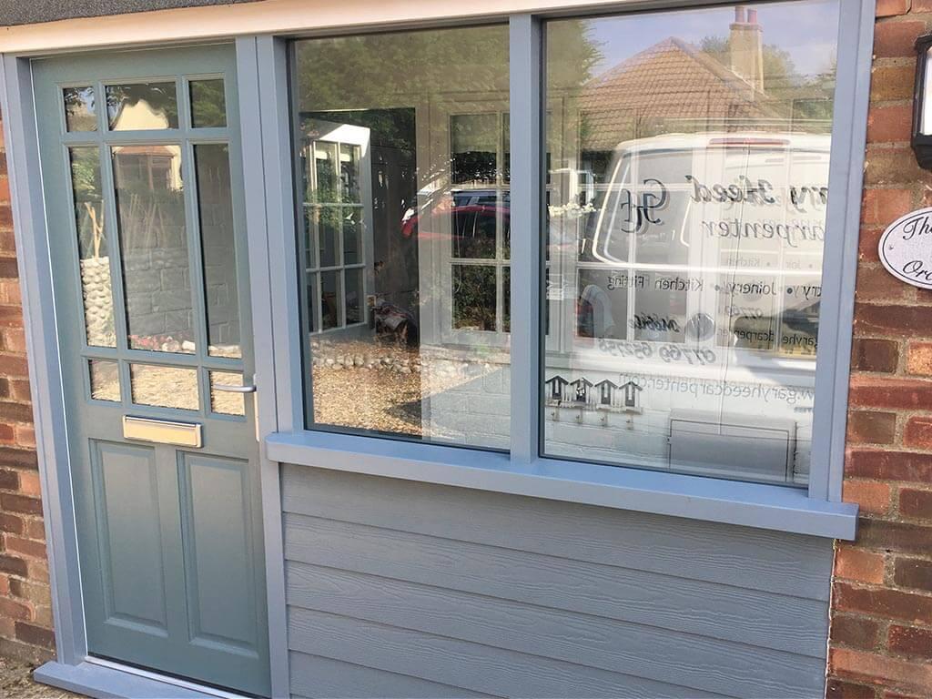 Norwich Carpenter Wooden Door and Window Frames
