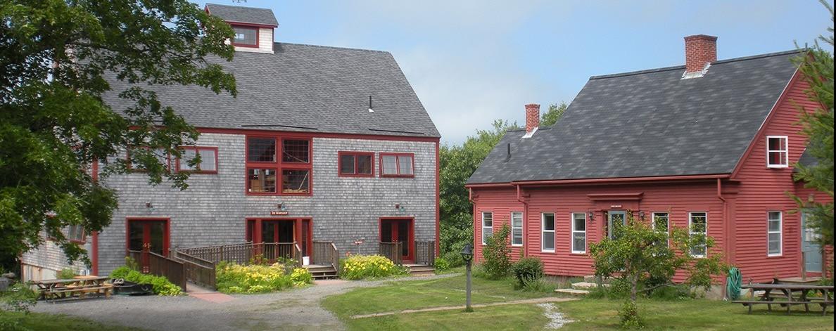 the carpenter's boatshop campus