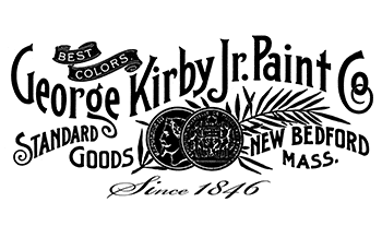 George Kirby Paint Co. logo and link