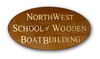 NorthWest School of Wooden BoatBuilding logo and link