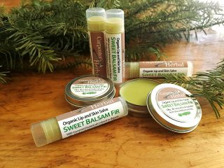 Carpenter's Herbal Remedies: Sweet Balsam Fir Lip Balm
