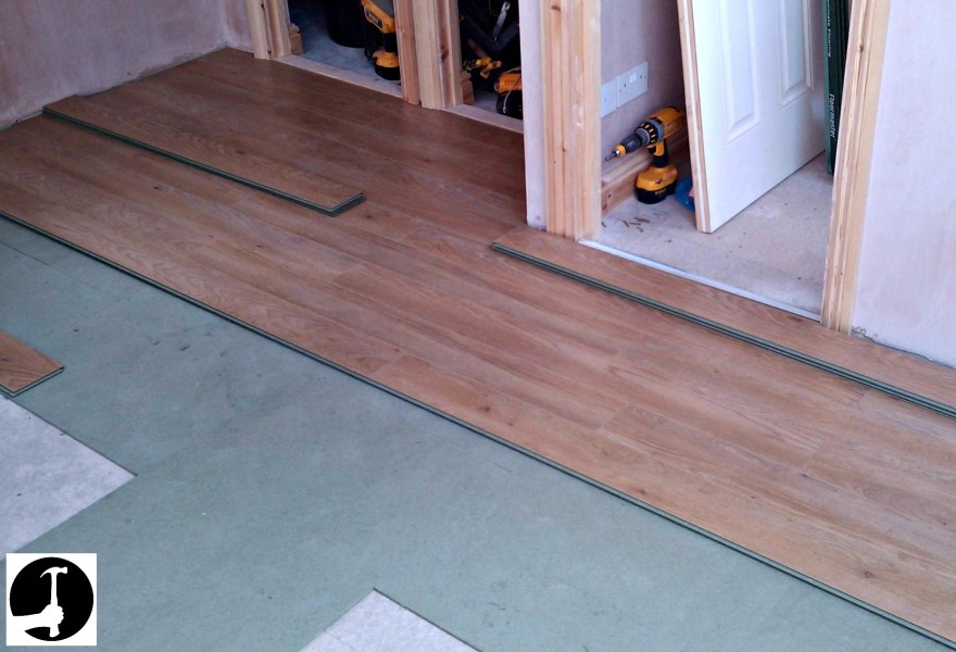 How to install laminate flooring laying laminate flooring