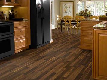 Shaw Laminate Flooring Brookdale Walnut Style