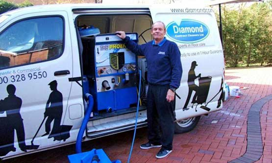 Diamond Contract Cleaners