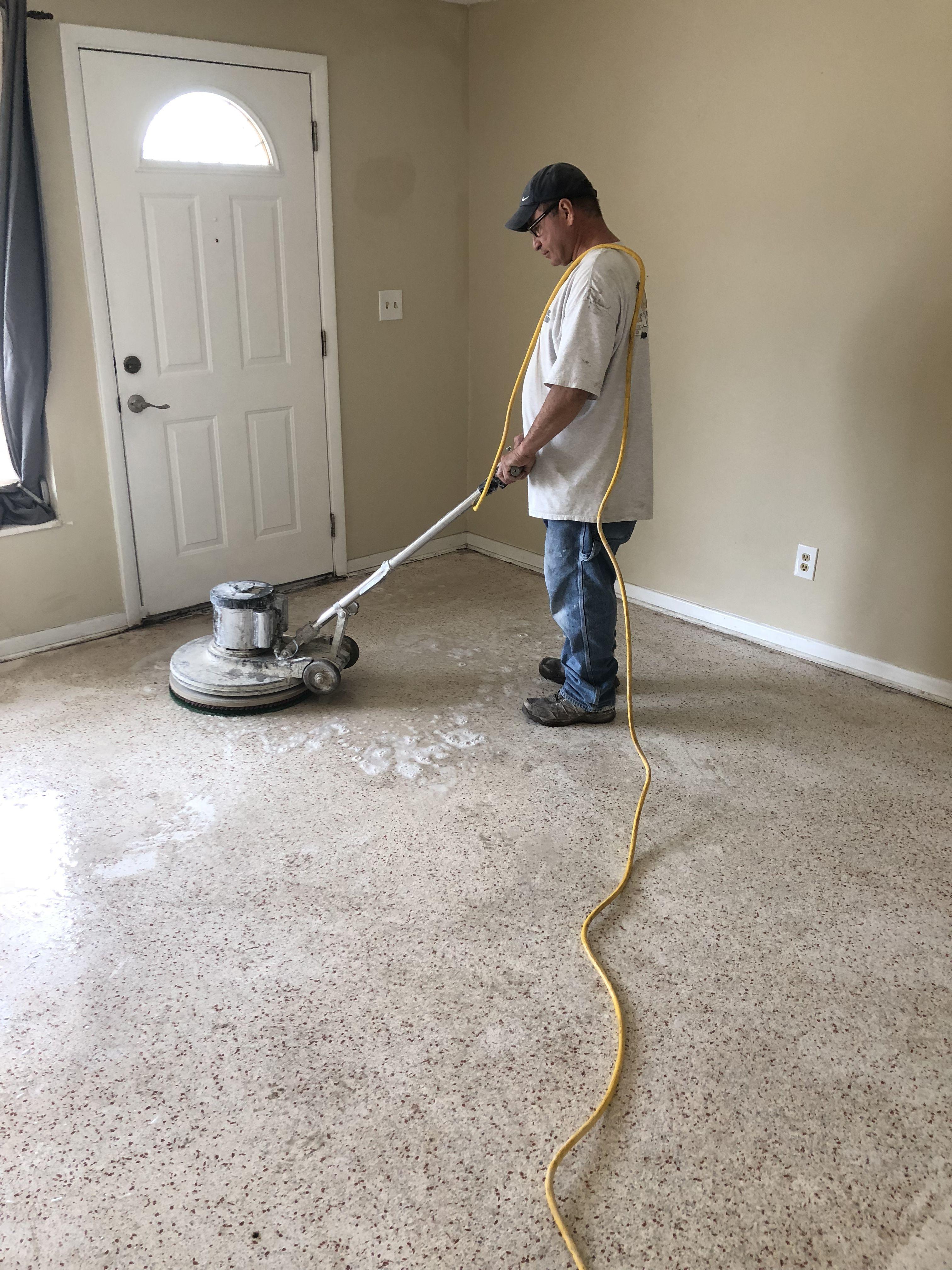 Terrazzo Polishing Restoration Services Free No