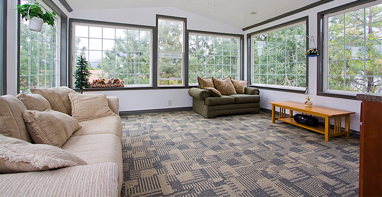 Is Indoor Outdoor Carpet Right for your Home    The Carpet Guys black indoor outdoor carpet