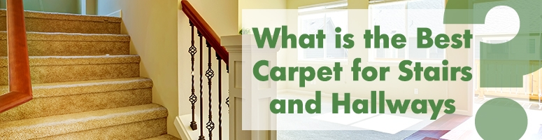 The Best Carpet Type For Stairs And Hallways The Carpet Guys | Best Kind Of Carpet For Stairs | Rug | Hardwood | Stair Runners | Hallway | Berber Carpet
