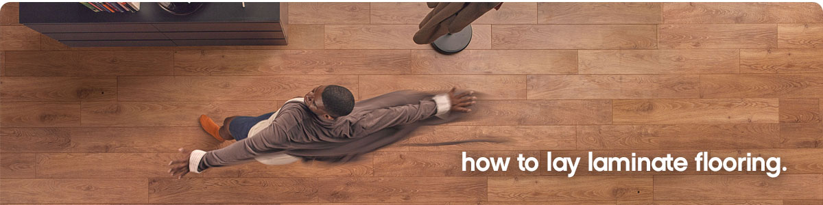 How To Lay Laminate Flooring Carpetright