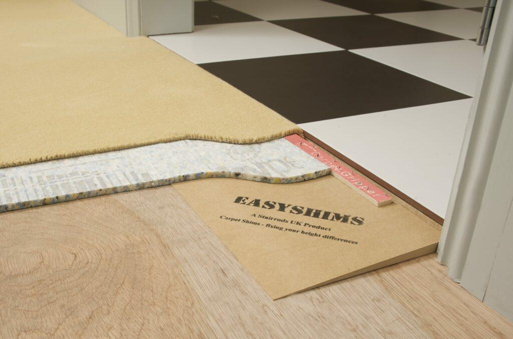 carpet ramp edge easyshims practical