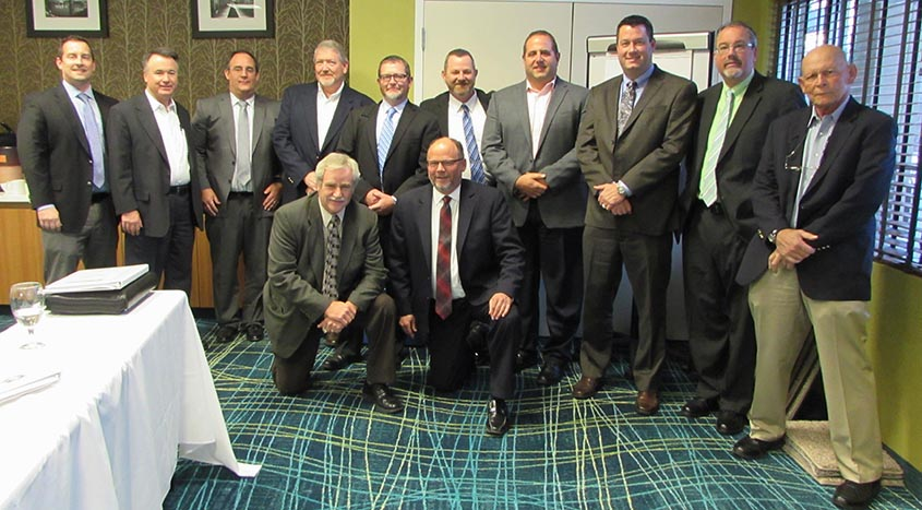 Carpetland USA Buying Committee Meeting 2014