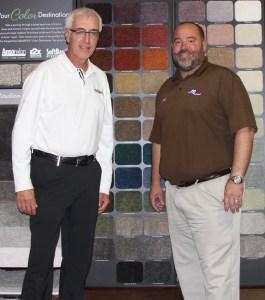 Ron Dunn and Joe Burdick