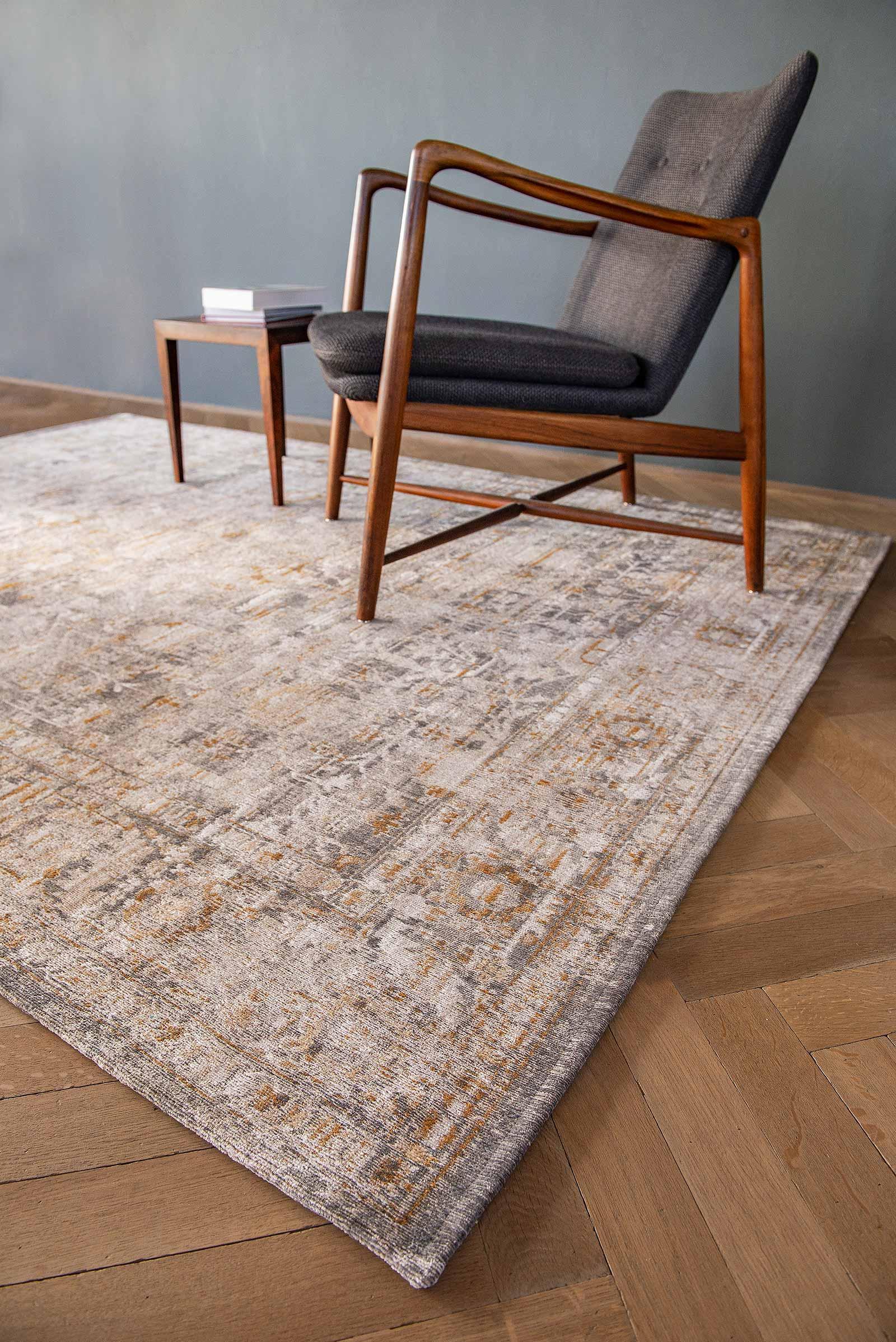 https www carpetstore de produkt louis de poortere antiquarian suleiman grey antiquarian ushak design 8884