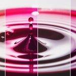 Scala cromatica dei vini rossi