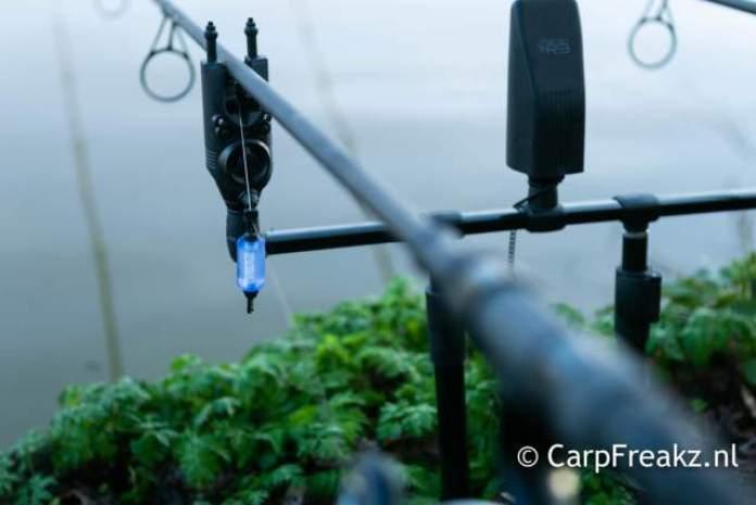 Karpervissen Frankrijk