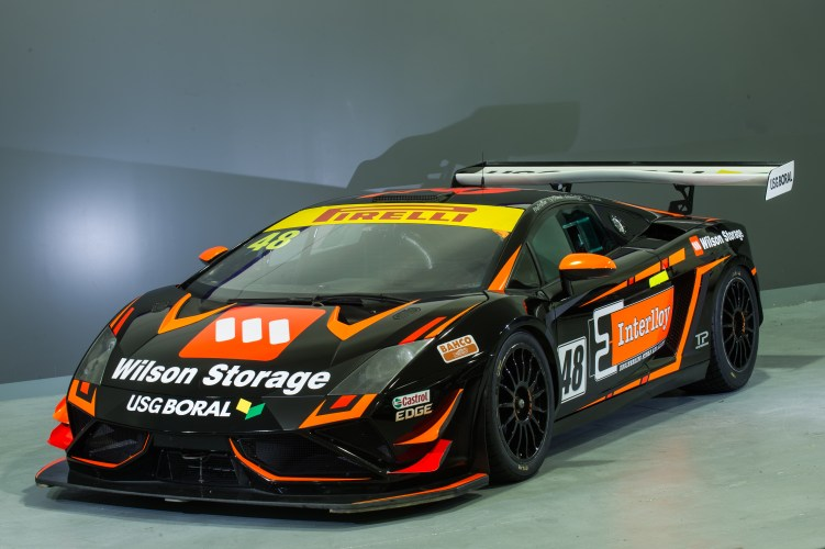 M Motorsport Lamborghini Gallardo