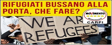 m5s - 2016 rifugiati
