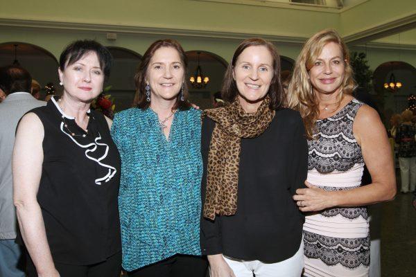 Palen Anderson, Linda Kane, Diane Kane, Lavinia Baker