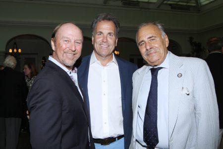 John McGreevy, David Luce, Carl Nicola