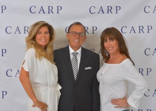 Chairpersons Mo Maynor, Bill DeMott & Lauren Arpel July 2017