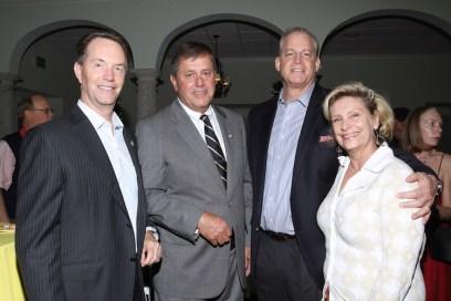John Fulton, Nick Colangelo,Richard Wolff & Dr Karen Dodge