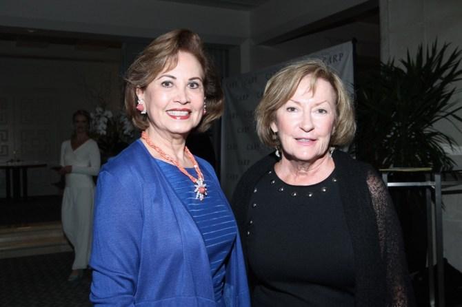 IMG_3962 Xiomara Ordonez & Sharon DiBona