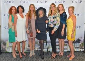 CARP 2017 VOLUNTEERS: Fran Marcone, Diane Seltzer, Brittnye Parker, Barbara Katz (BOARD MEMBER), Amanda Marino, Alicia Vannini, Lynda Henry (ADVISORY BOARD MEMBER)