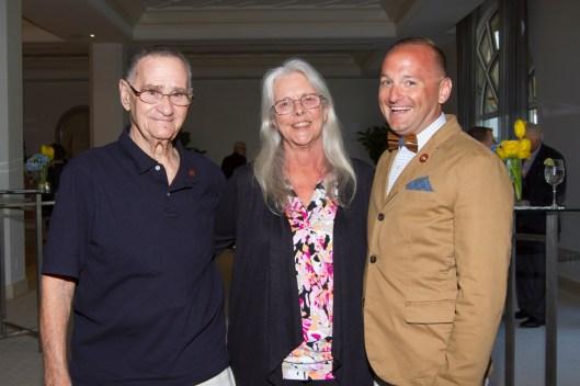 IMG_5148 Joanne Hamilton, Artie Schechter & Dane Walthers