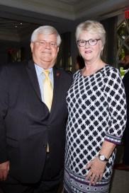 IMG_5213 Chief Deputy Michael & Phyllis Gauger
