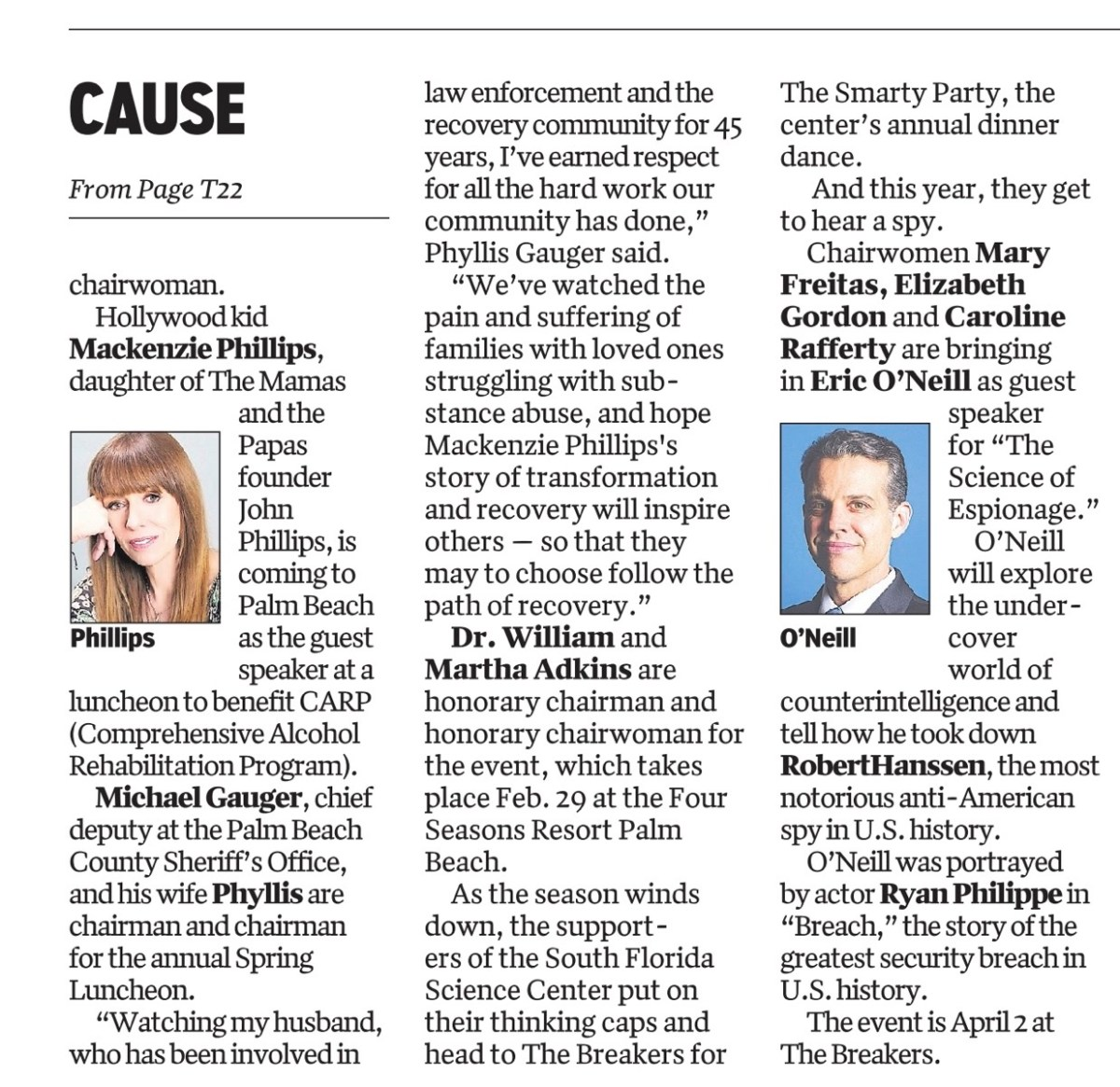 Palm Beach Daily News-_On the Town_ 11-3-19-P. 6
