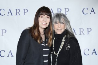IMG_1383 Mackenzie Phillips & Barbara Katz
