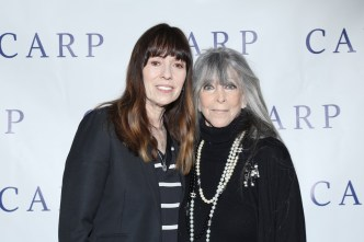 IMG_1383 Mackenzie Phillips & Barbara Katz