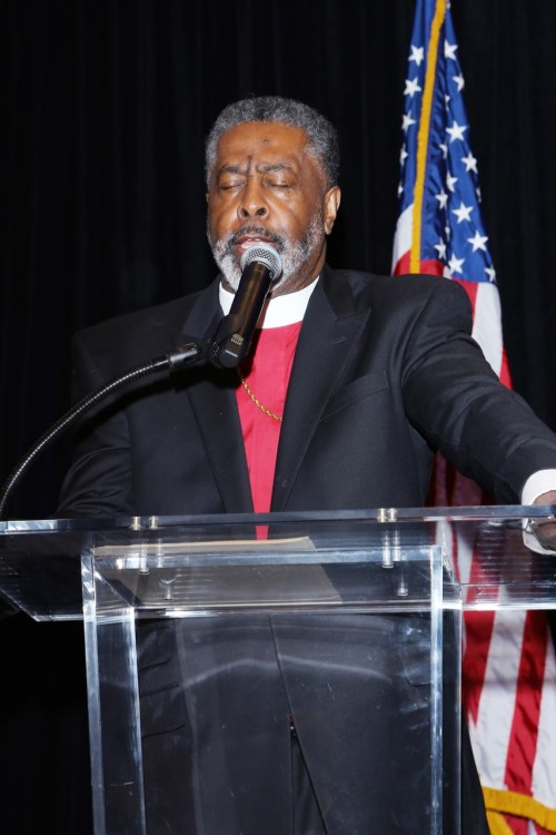 Bishop Harold Calvin Ray