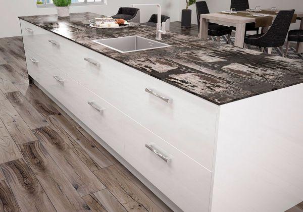 muebles cocinas blanco brillo