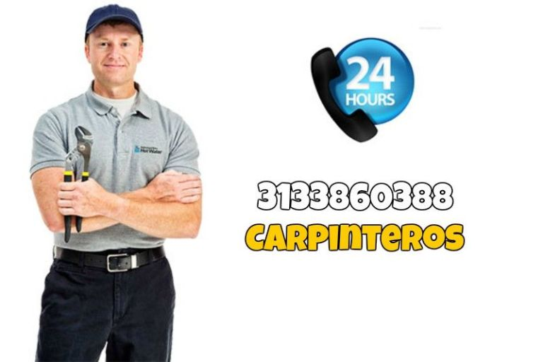 carpinteros 24 horas