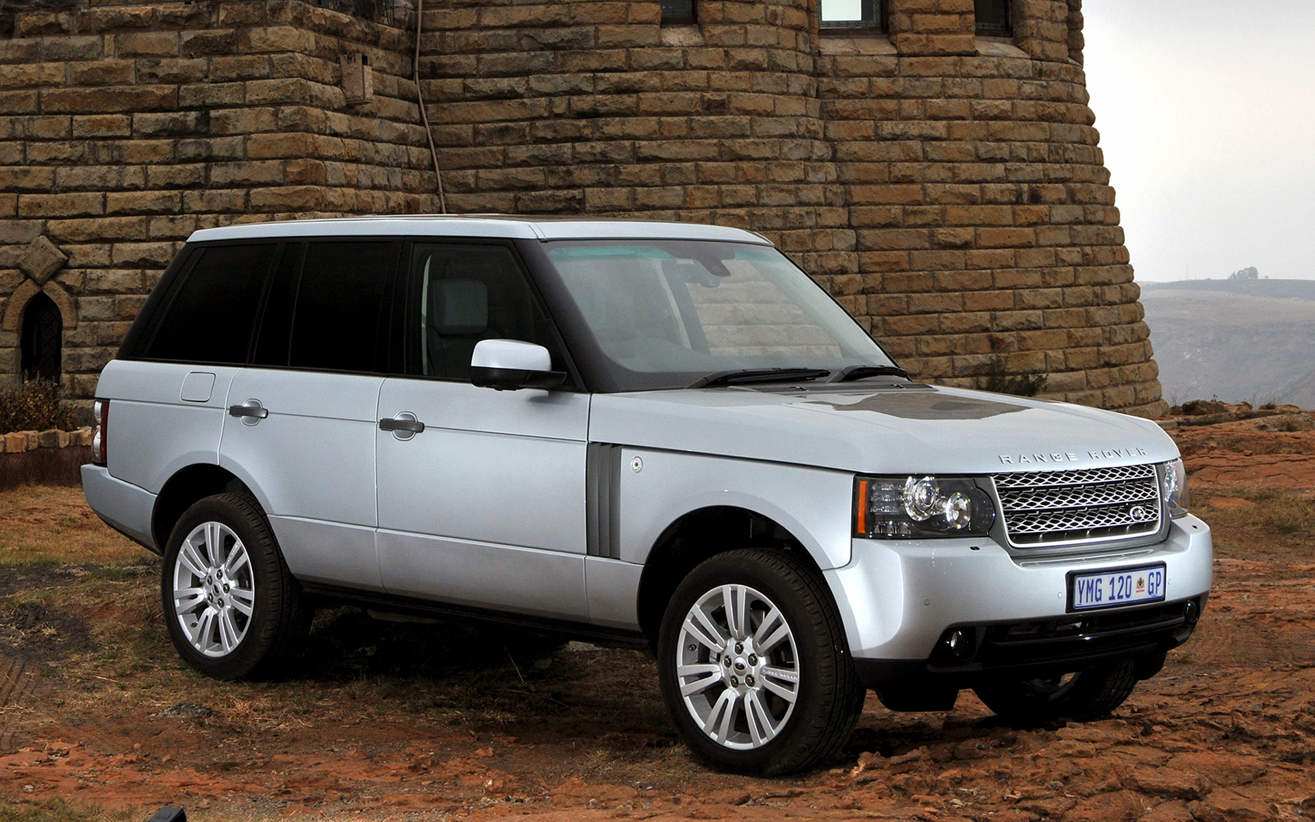 Range Rover Vogue SE 2009 ZA Wallpapers and HD Car Pixel