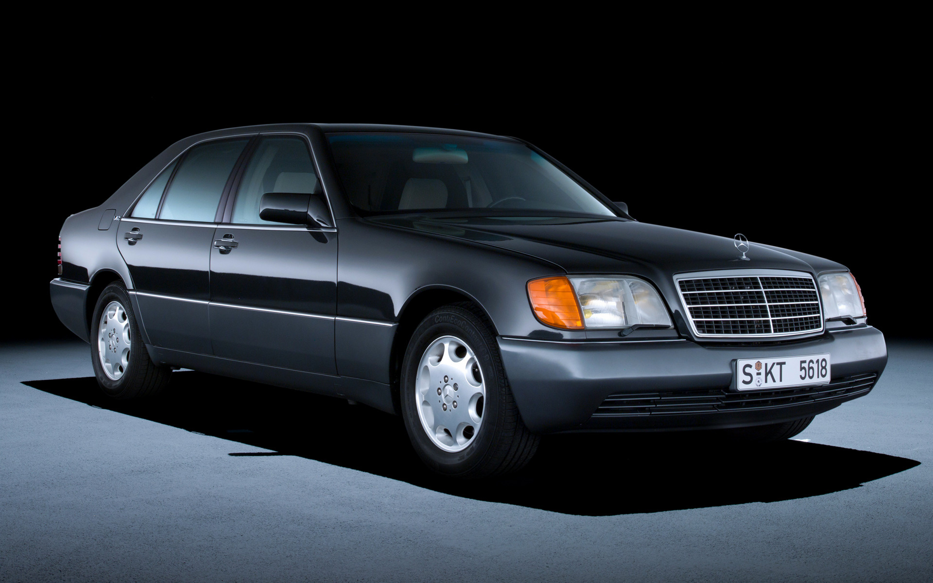 1991 Mercedes Benz 600 Sel Wallpapers And Hd Images
