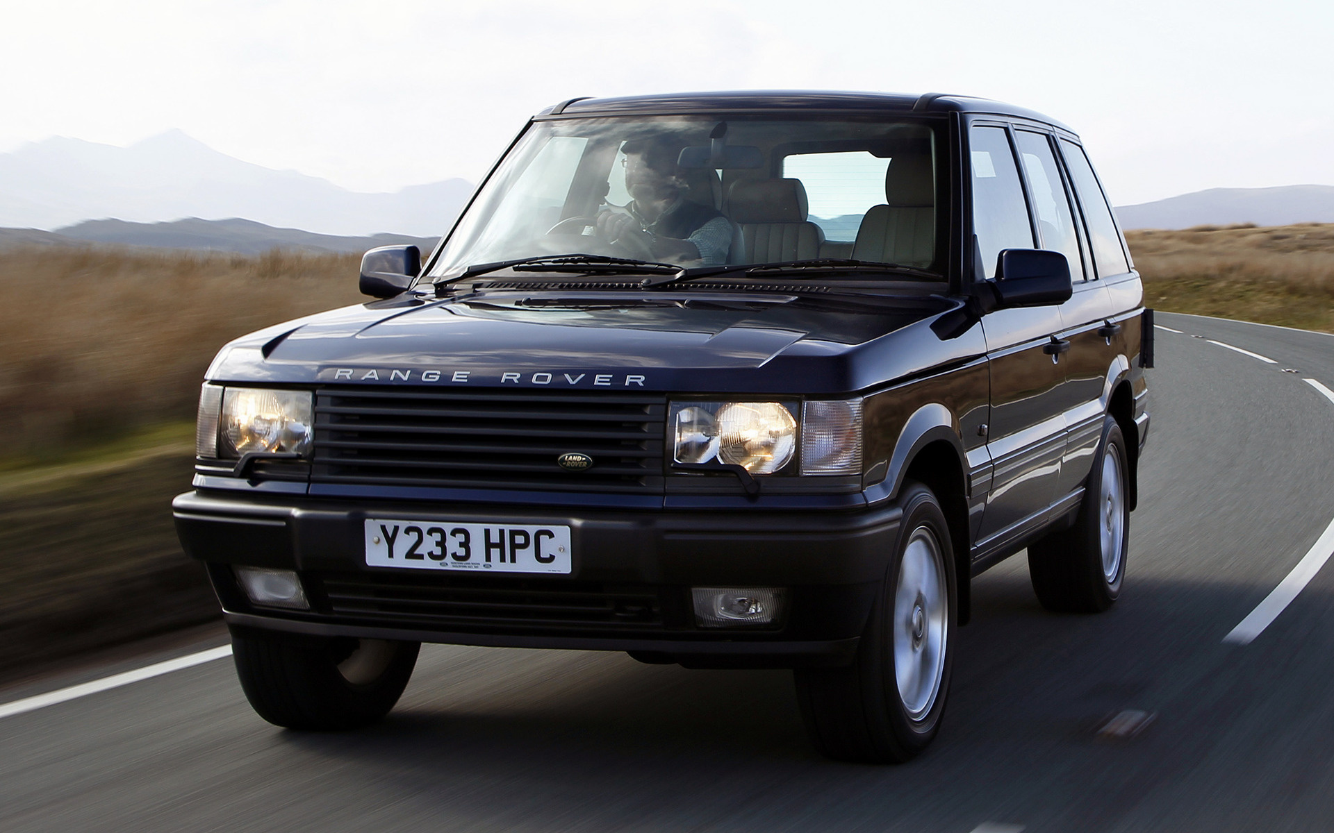 Range Rover Vogue 1994 UK Wallpapers and HD Car Pixel